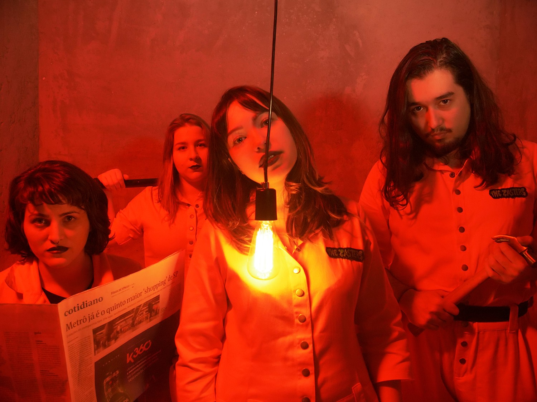 a banda the zasters, de são paulo