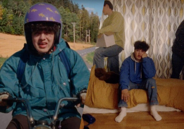 "Boy Pablo nos clipes de ""Rest Up"" e ""Leave Me Alone!"""