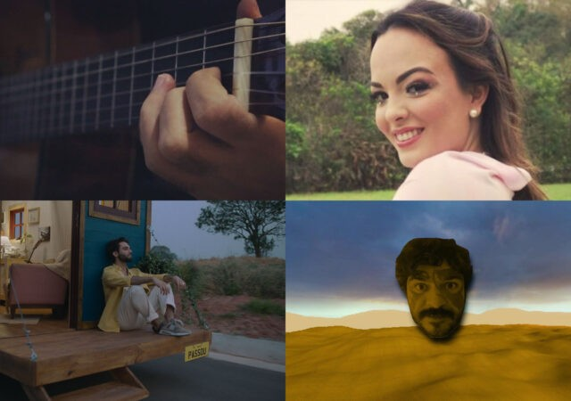 Novos clipes: Das Neves, Julia Freitas, Silva e Verossímio