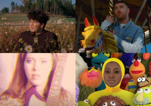 Novos clipes: Boy Pablo, Sam Smith, Soccer Mommy e Tierra Whack