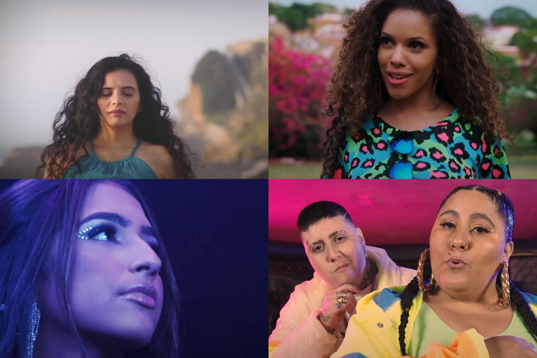 Novos clipes: Isabella Bretz, Joyce Cosmo, Julia Joia e Rap Plus Size