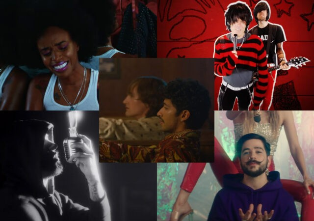 Novos clipes: 3OH!3, Angel Haze, Camilo, Eminem e Mayer Hawthorne
