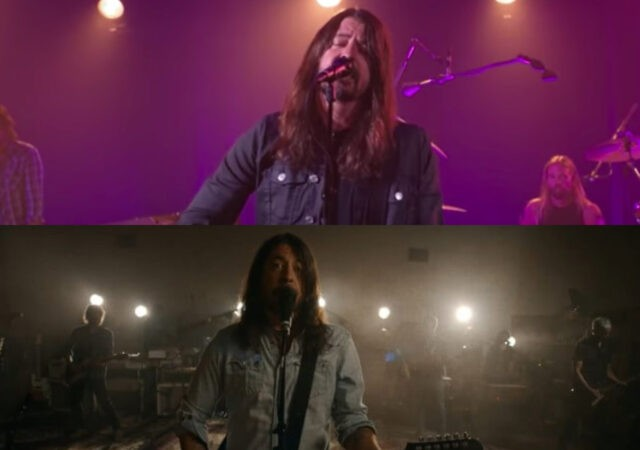 Foo Fighters no Jimmy Kimmel Live!