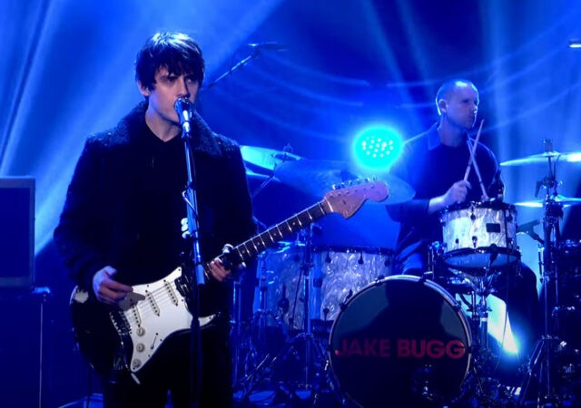 Jake Bugg no Graham Norton