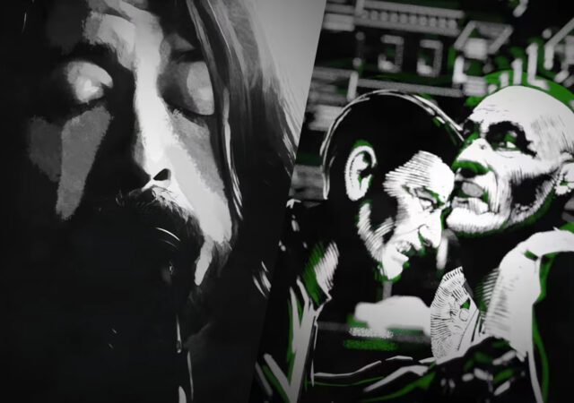 "Foo Fighters no clipe de ""No Son Of Mine"""