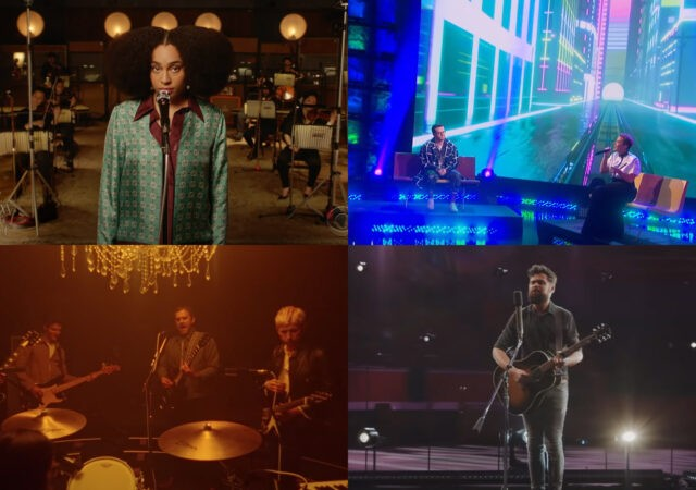Na TV: Celeste, Demi Lovato + Sam Fischer, Kings Of Leon e Passenger