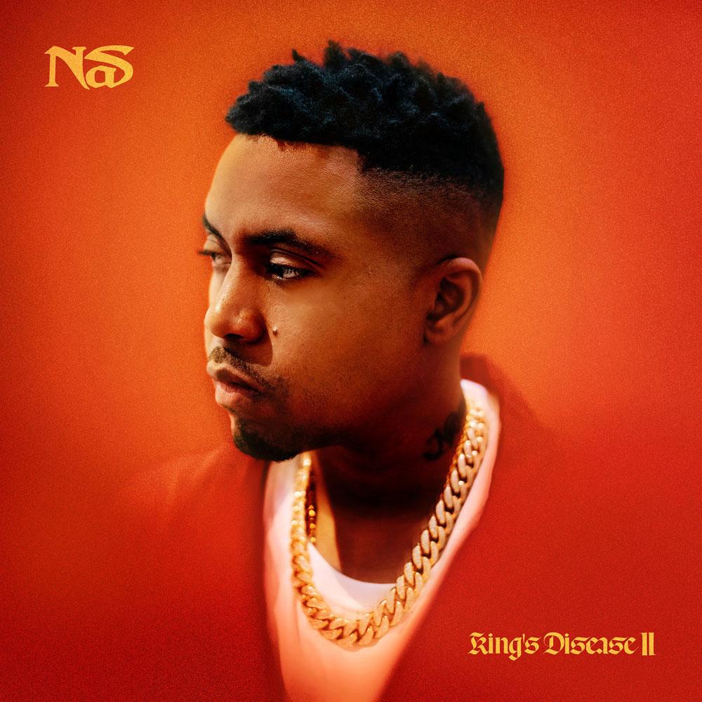 Capa de King's Disease II, álbum do Nas.