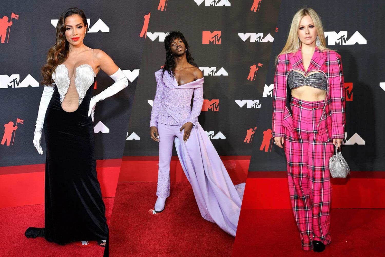 VMA 2021: tapete vermelho